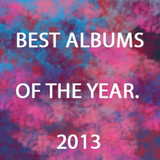 Best indie albums of the year.