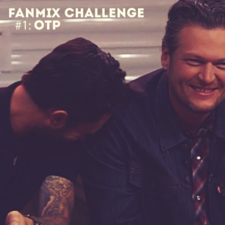 15 days of fanmixes: otp