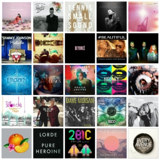 Froi's fave songs of 2013