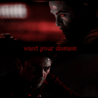 want your disease