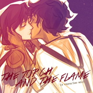 the torch and the flame