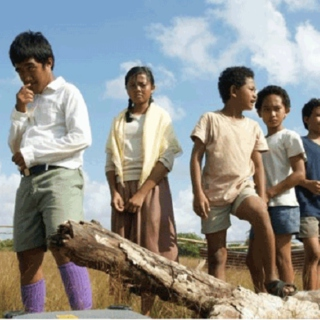 childhood in Indonesia