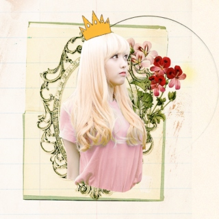 bottle blonde: princess complex