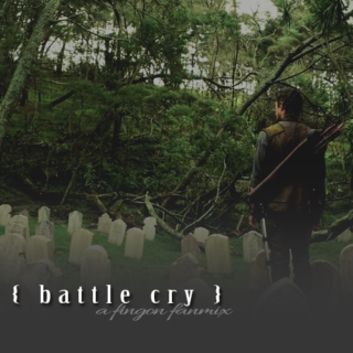 { battle cry }
