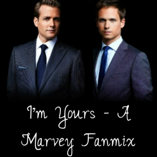 I'm Yours - A Marvey Fanmix