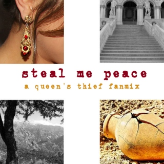 steal me peace