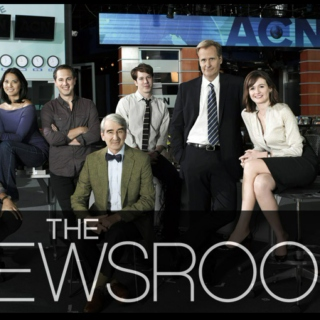 Songs featured on The Newsroom