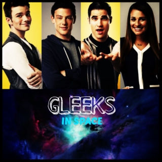 Don't Stop Believing - The Gleeks In Space Fanmix