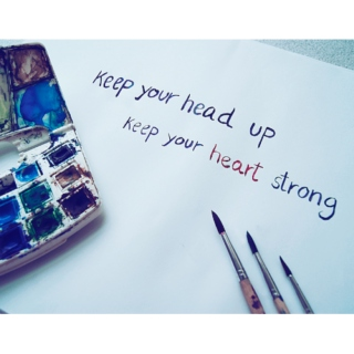 Head Up | Heart Strong (1.12.14)