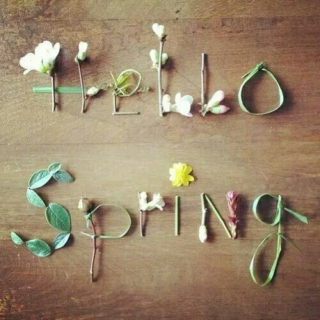 Stepping Into Spring