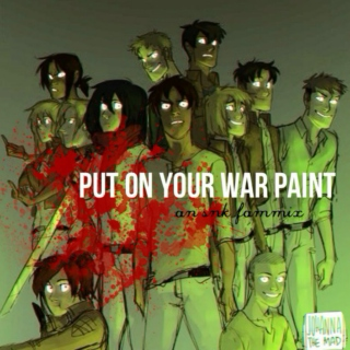 Put On Your War Paint - The Kids of SNK