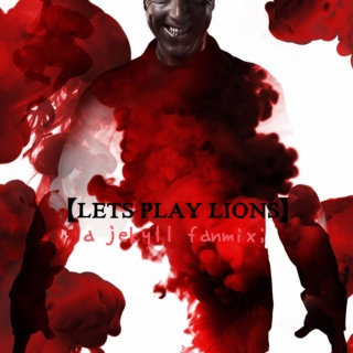 Let's Play Lions // Jekyll