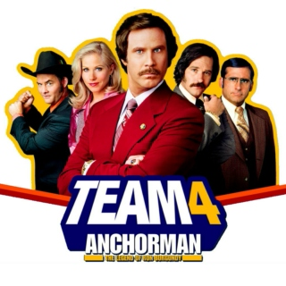 Anchorman: The Legend Of Ron Burgundy and other favorites