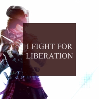 I fight for Liberation