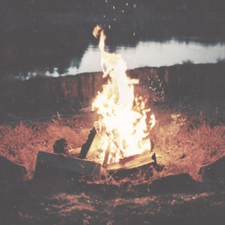 Night by the Campfire