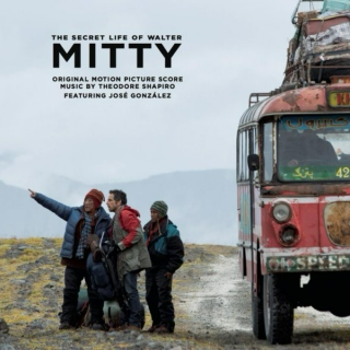 Walter Mitty Soundtrack