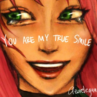 you are my true smile /sasusaku fst