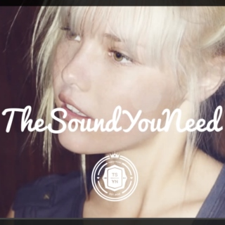 The Sound You Need
