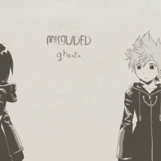 misguided ghosts