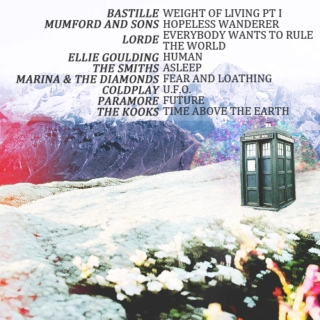 The Lonely God: A Doctor Who fanmix
