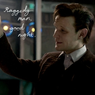raggedy man, good night