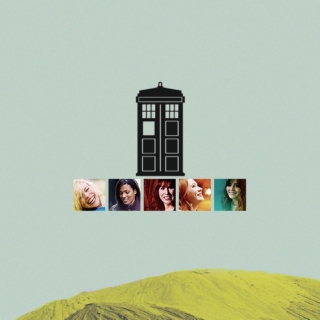 Don't travel alone, Doctor: A Companion fanmix