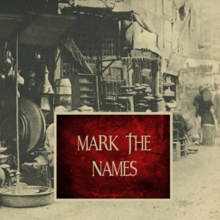 Mark The Names