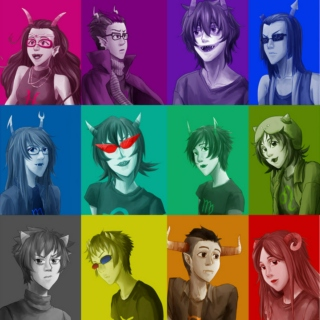 Nearly All Of Broadway Homestuck