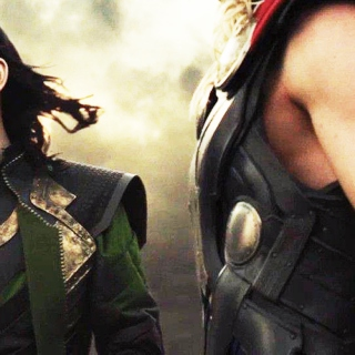 the greatest pretenders // thor x loki