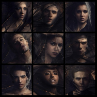 the beautiful music of tvd