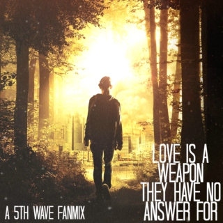 love is a weapon they have no answer for.