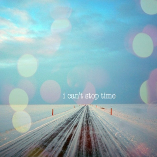 i can't stop time