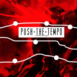 let's push the tempo.