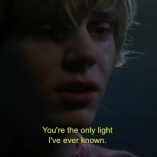 you're the only light i've ever known  || ahs