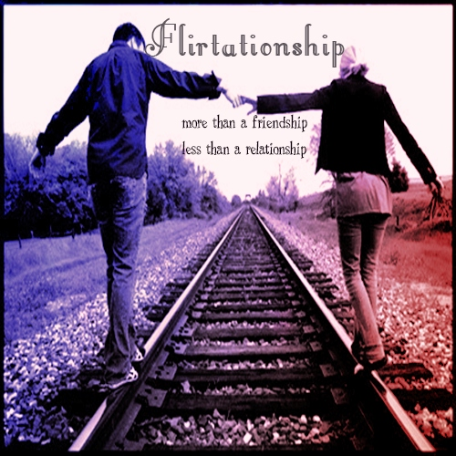 flirtationship song Is it a flirtationship or something more find out if your crush is just flirting or if he wants you to be his gf.