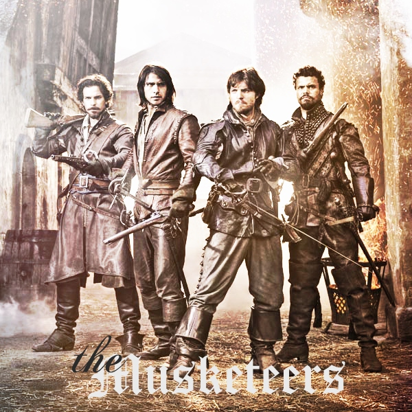 the musketeers bbc stream online