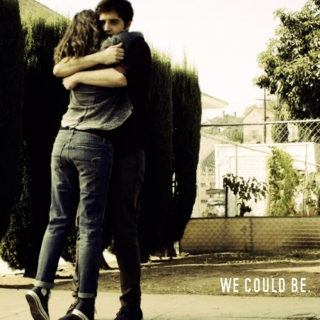 we could be.