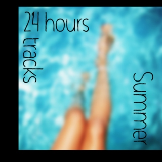 24 hours of summer in 24 tracks
