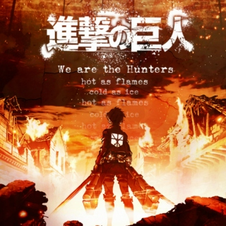 We Are The Hunters