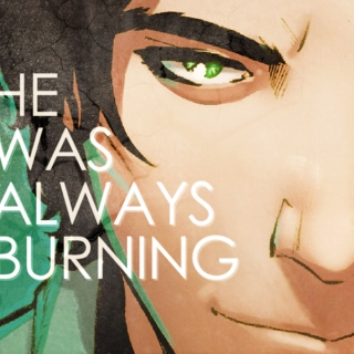 ALWAYS BURNING