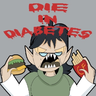 DIE IN DIABETES