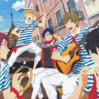 ★free! character songs and duets★
