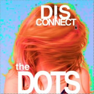 disconnect the dots