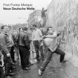 Post-Punker Mixtape: Neue Deutsche Welle