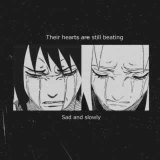 Their hearts are still beating... Sad and slowly
