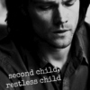 second child, restless child