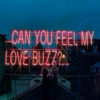 Can You Feel My Love Buzz?