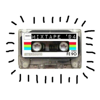 """""""I made a mixtape straight out of '94"""""""