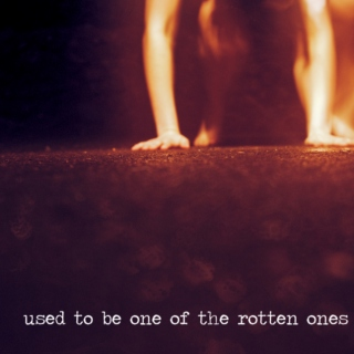 used to be one of the rotten ones {life is a movie}