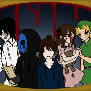 The guys in Creepypasta